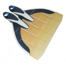 Monoaleta Hyper Sport para Natación con Aletas