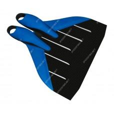 Monoflosse Tri Sport Carbon für Flossenschwimmen